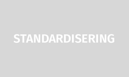 Standardiseringsarbeid